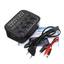 HTRC X4 Micro Multi ca/cc 24W 1.5A 1 cellule 1S 3.7V Lipo LiHV chargeur pour RC modèles jouets accessoires