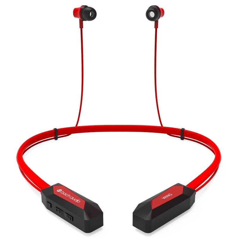 Auriculares inalámbricos bacjohann con cable plus, auriculares inalámbricos con Bluetooth, auriculares estéreo, Auriculares deportivos con Bluetooth