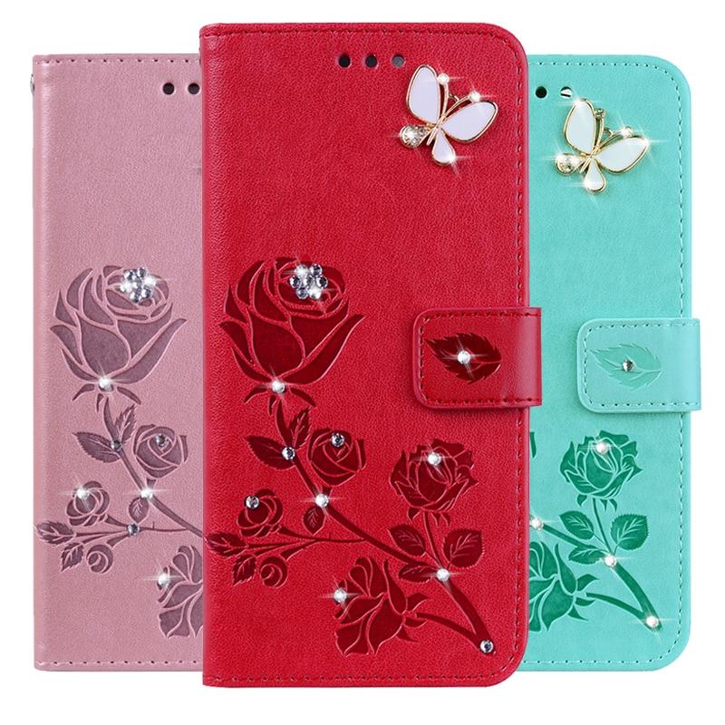 Funda de teléfono para Microsoft Nokia Lumia 640 Lte Dual Sim N640 XL funda trasera bolsa de silicona suave dibujos animados flor pintura piel