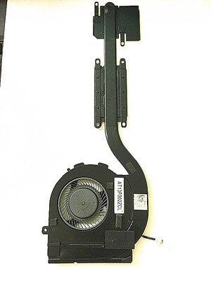 Ventilador de Refrigeração Original com Dissipador de Calor para Dell Latitude E5450 0mj15r 01pr3v