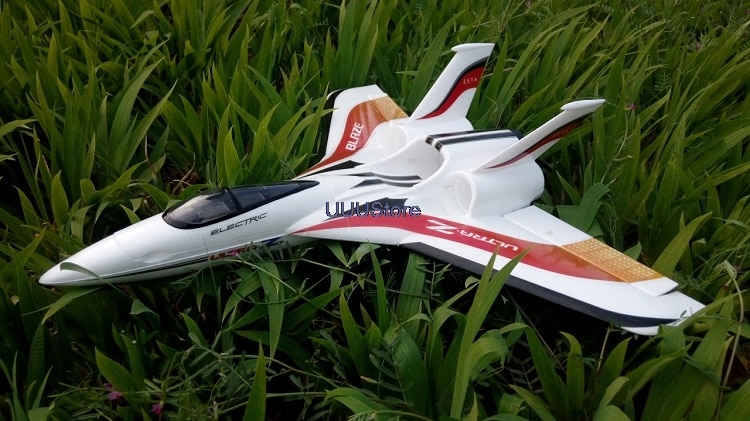 Neue Ultra-Z Blaze 790mm Spannweite EPO Fix-flügel Fliegen Flügel Drücker ODER 64mm Jet Racer RC Flugzeug KIT RC MODELL HOBBY SPIELZEUG