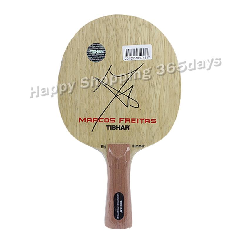 Tibhar original FREITAS de carbono cuchilla de tenis de mesa raquetas de tenis de mesa raqueta deportiva ataque rápido con hoja de carbono de bucle