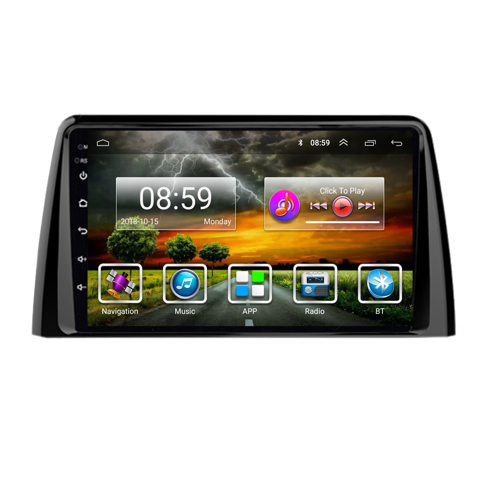 amprime 1din android 7 car multimedia quad core 6 0 touch car styling autoradio gps wifi bt usb fm rear view camera stero audio Car Radio 2 Din Android for Kia KX3 2020 10.1 Inch Car Stereo Multimedia Player Head Unit Autoradio with FM GPS BT Navigation