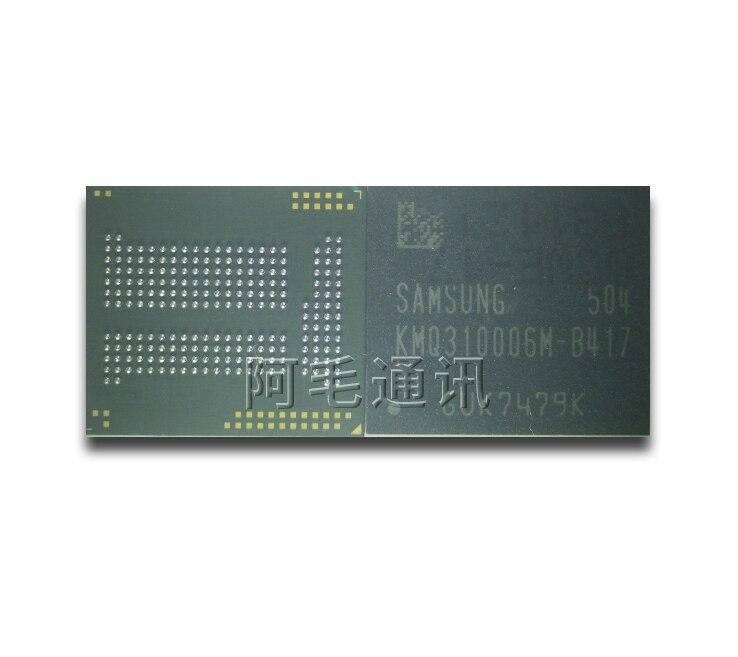 Xinyuan 100% original novo KMQ310006M-B417 bga chip de memória kmq310006m b417