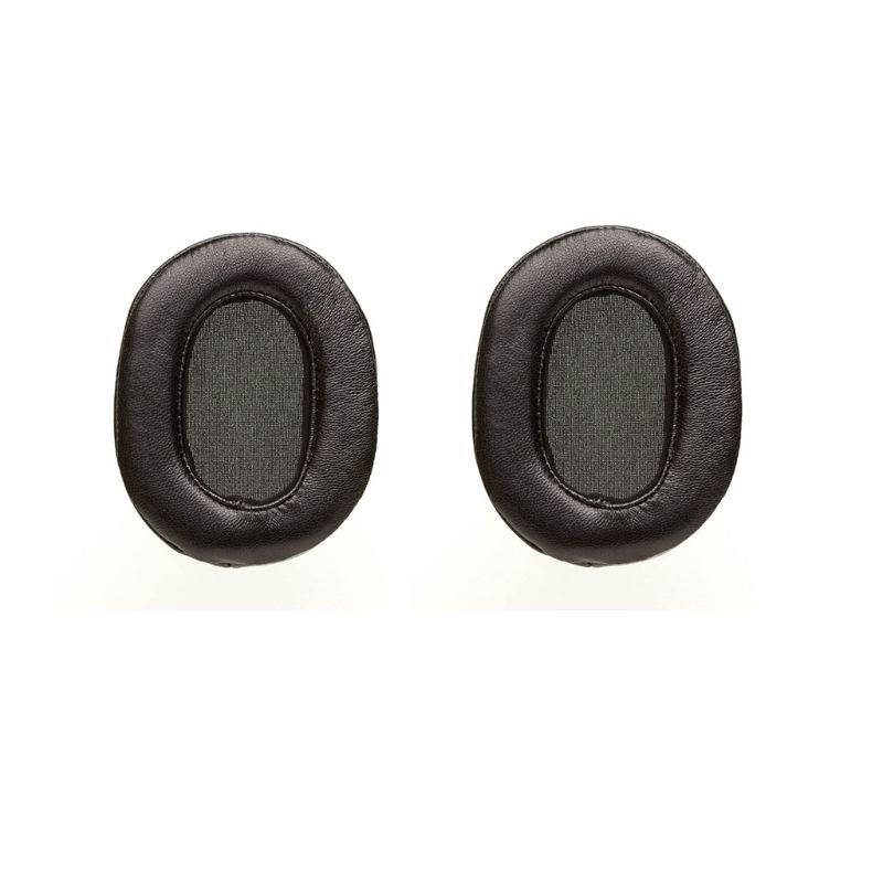 Fone de ouvido bluetooth espuma cusion earpads substituição para áudio-technica ATH-MSR7 m50x m40x m50f m30 m20 sx1