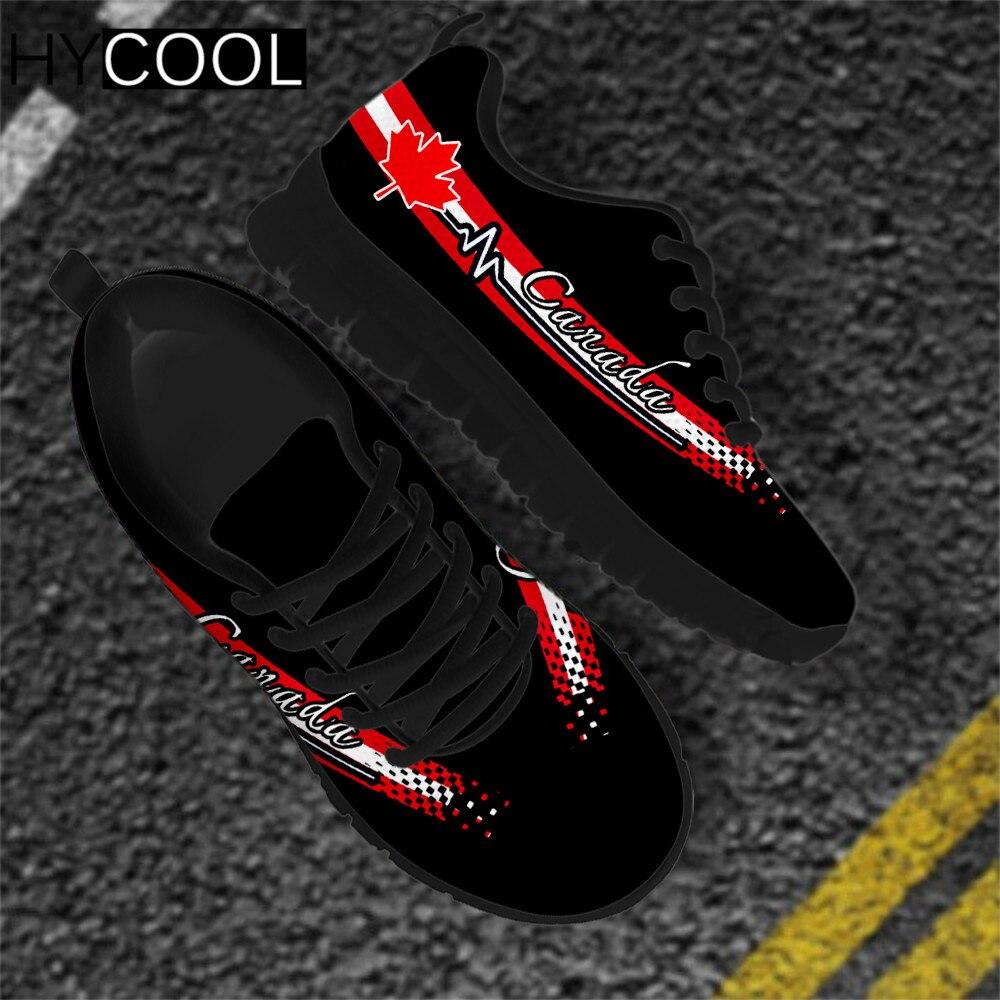 HYCOOL nueva tendencia de las mujeres de los hombres zapatillas estilo Soft...