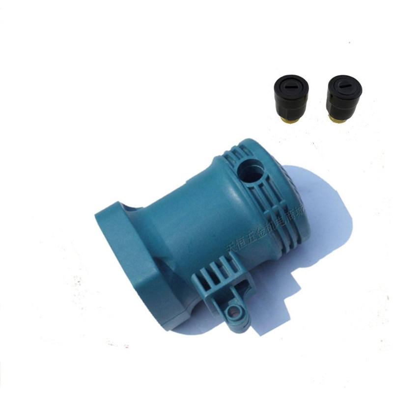 Reemplazo de carcasa de plástico para MAKITA 159634-7 HM0810 HM0810T HM0810B, soporte de carcasa del Motor del martillo perforador