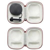 Haut-parleur intelligent protection coque rigide boite son haut-parleur boites peu encombrantes pour Apple HomePod Mini etui de transport