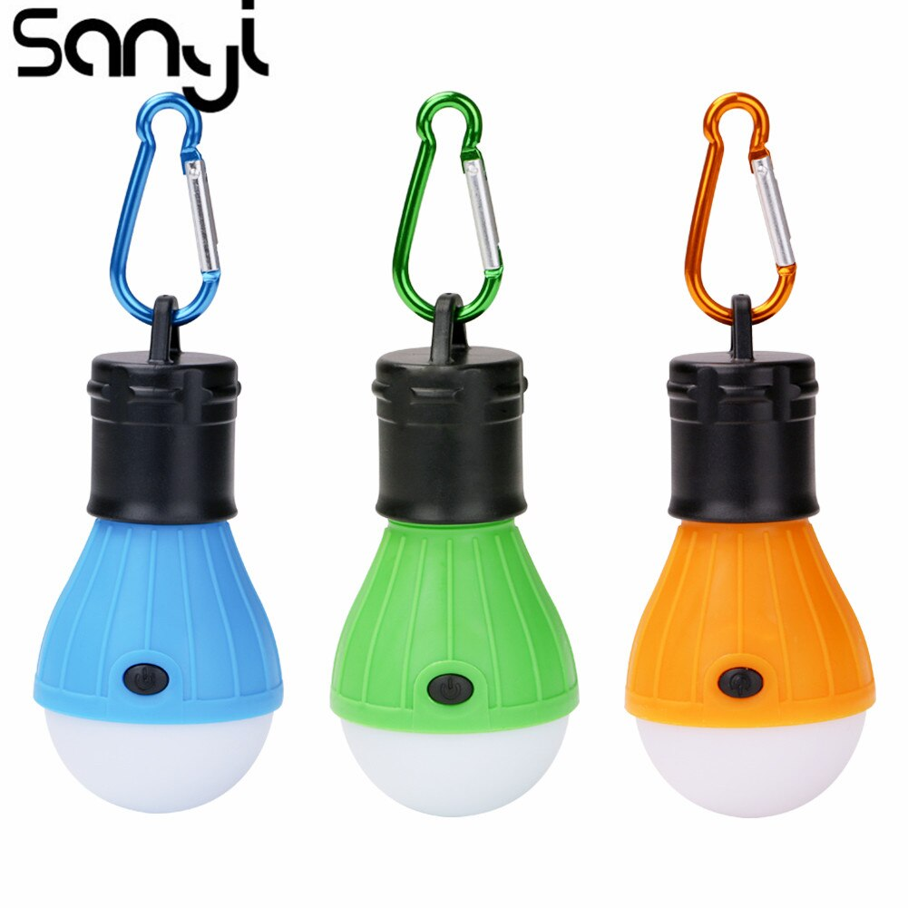Sanyi pendurado lanterna portátil lâmpada led luz para acampamento caminhadas leitura escrita pesca