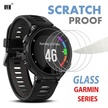 For Garmin Forerunner 235 225 230 245 645 935 945 45 45S Approach S62 Tempered Glass Screen Protecto
