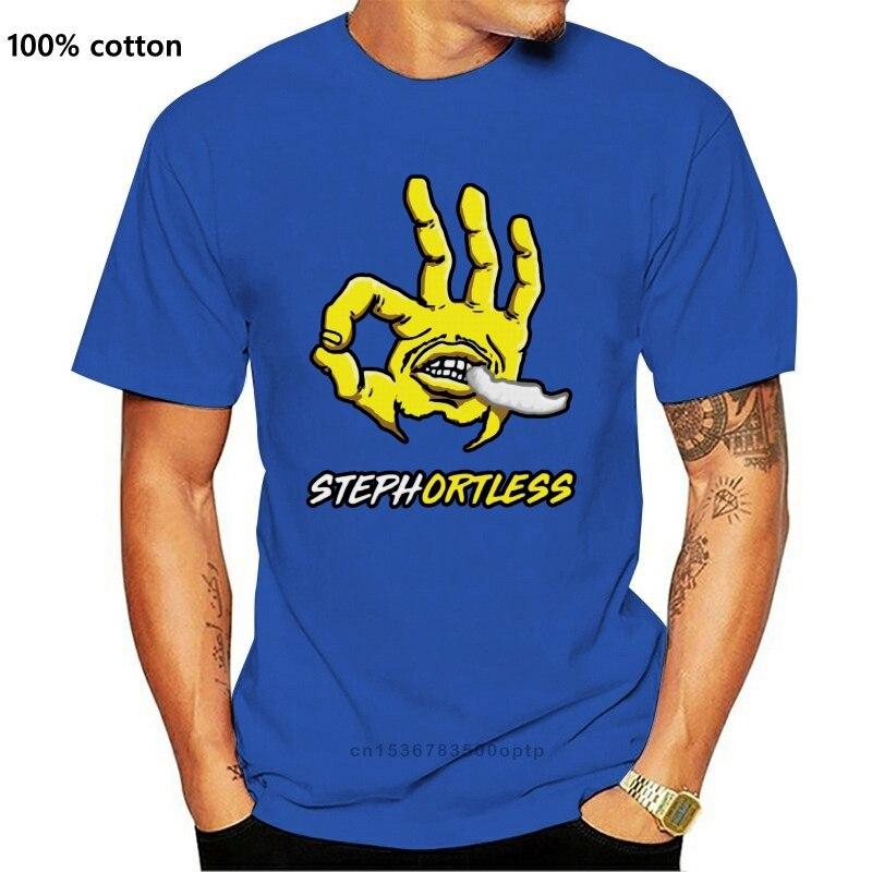 Steph curry stephortless camisa harajuku streetwear camisa masculina