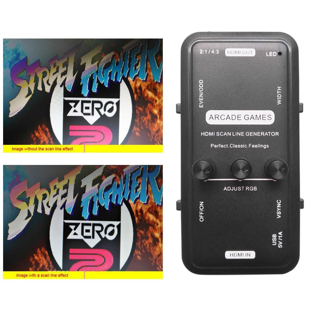 الصوت والفيديو الناتج مجلس اللاعبين الاطفال الهدايا المحمولة أدوات ريترو ألعاب مامي المحاكي الماسح الضوئي مولد HDMI-متوافق