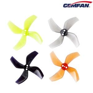 8 Pair Gemfan D51 2020-4 Cinewhoop Propellers 1.5mm 3-hole for 1103-1105 Electric Motors FPV Micro Drone