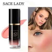 face blush make up pigment natural appearance liquid cheeks blush durable lightweight mix no cruel ladies makeup sun kissed