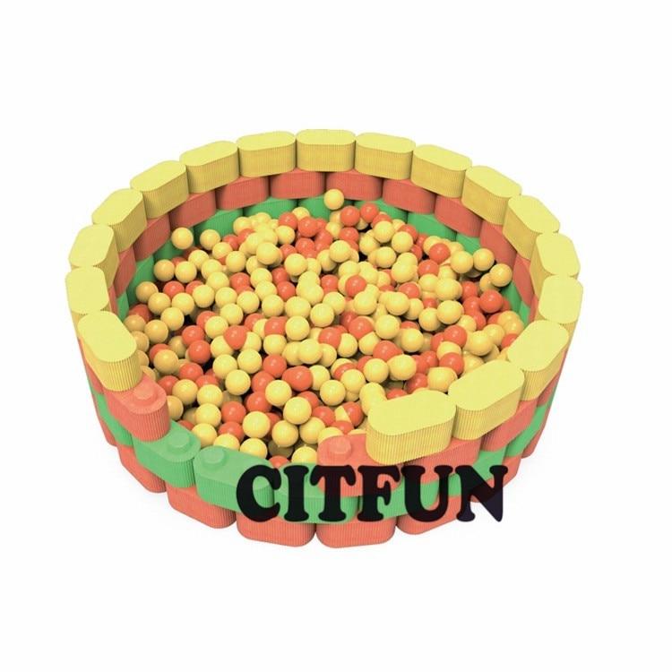 Bloque de juguete de espuma EPP para niños, juguete de bloques de construcción de espuma EPP
