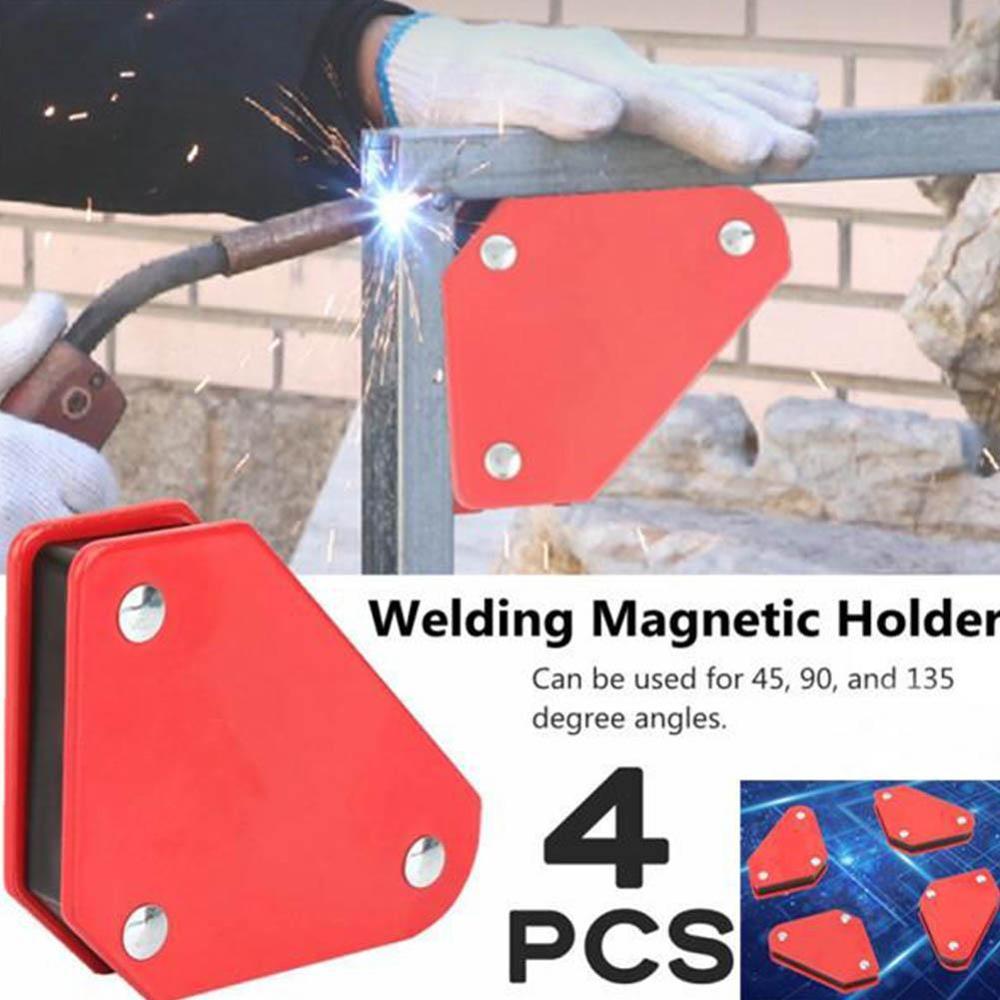 4 шт. 9LB угол пайки локатор Магнитный неодимовый магнит угловой стрелки