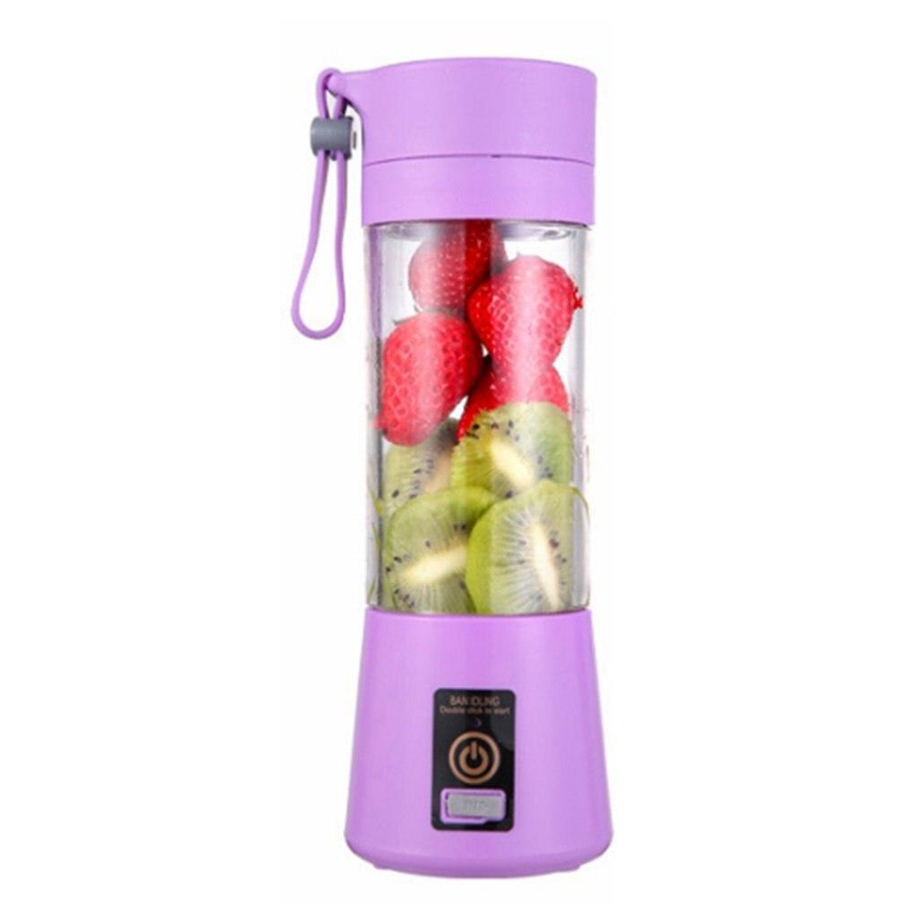 portable blender usb mixer electric juicer machine smoothie blender mini food processor personal blender cup juice blenders недорого