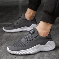 sneaakers men running shoes comfortable breathable walking footwear male casual sports shoes lace up zapatillas deportivas