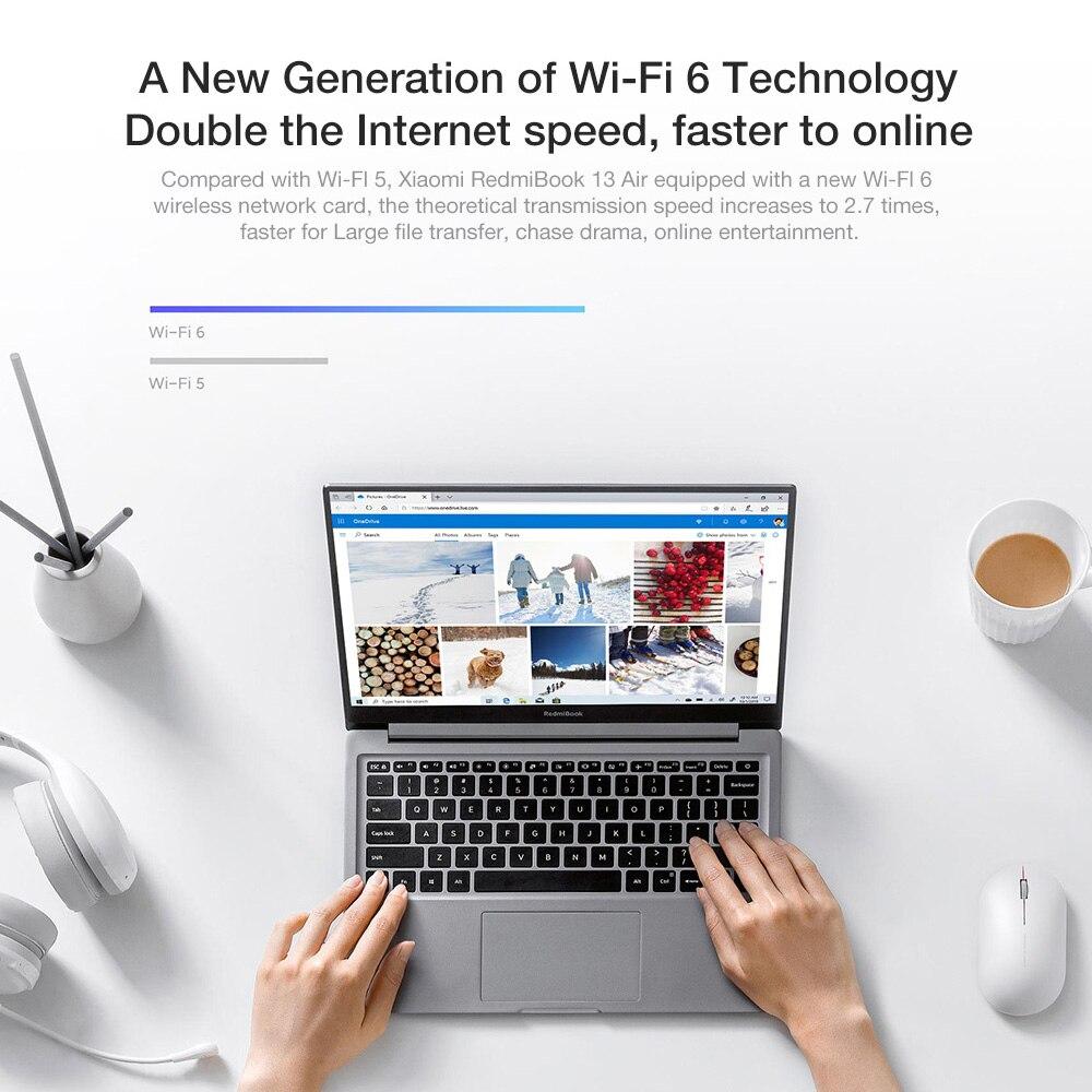 Xiaomi RedmiBook Air 13 Laptop 13.3