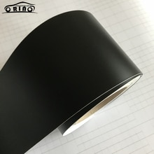 10X100/150/200/300/500CM Matte Black Vinyl Wrap Self Adhesive Air Release Bubble Free Car Styling Membrane Sticker Decal Film
