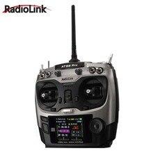 Nouveau Radiolink AT9S Pro TX 10/12CH RC Radio contrôleur émetteur RC avec récepteur R9DS RX 2.4G pour Drone de course