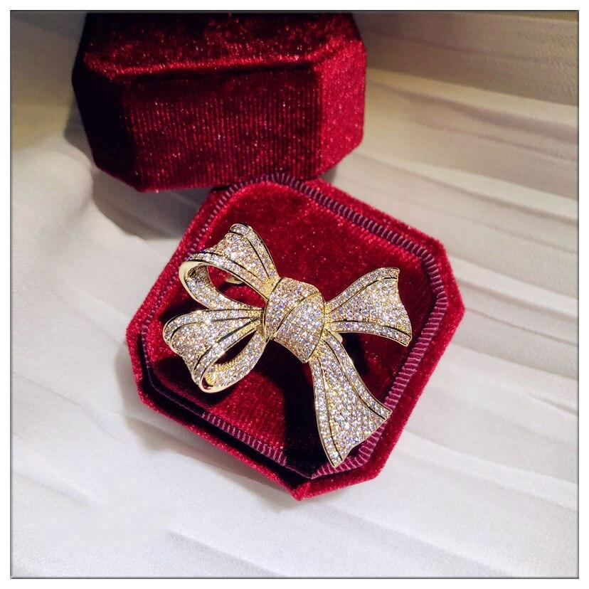 خاتم خطوبة من الفضة الإسترليني عيار 200 مع ربطة عنق ، خاتم خطوبة فاخر ، 925 قطعة ، AAAAA cz