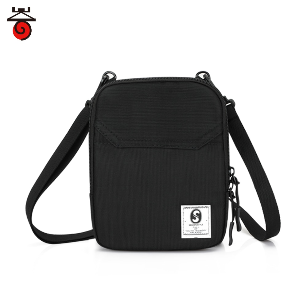 2021 Brand Men Bag Unisex Shoulder Bag Sling Chest Pack Fashion Casual Sports Crossbody Male Fashion