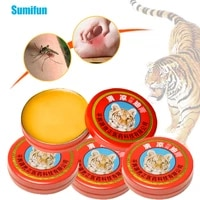 30pcs 100 tiger balm ointment mint cool cream for mosquito bites refresh headache cold pain relief motion sickness anti itching