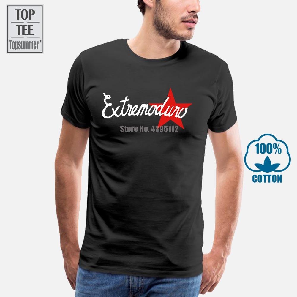 Extremoduro, Logo negro, camisetas para hombre, talla S, M, L, Xl, Xxl, 100%, algodón, 11 colores, 8 tallas, camiseta