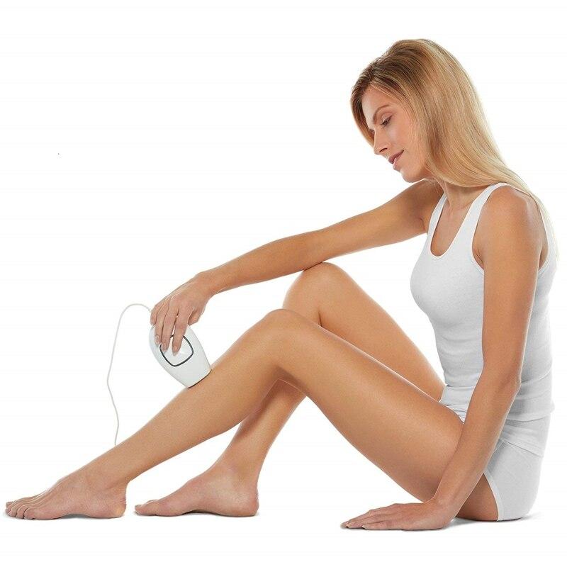 Professional laser epilator IPL hair removal photo women face hair remover lip threading machine electric leg depilatory device enlarge