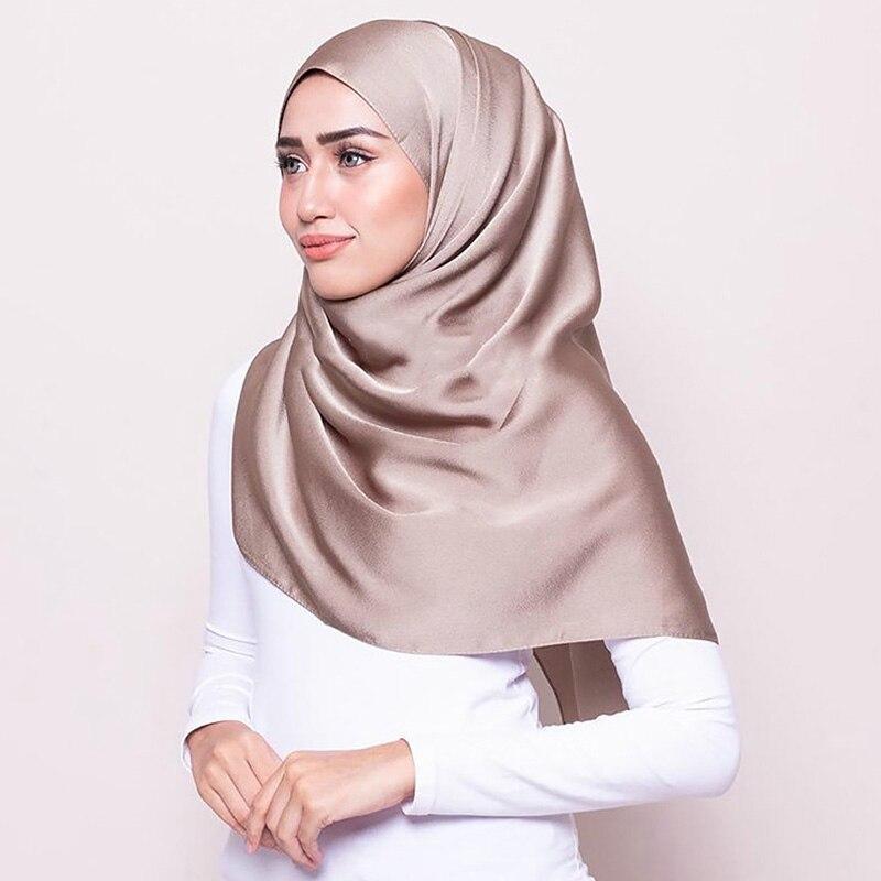 Lenço de chiffon de bolha simples hijab envoltório feminino impressão xales bandana muçulmano hijabs feminino cachecóis longo xale turbanet