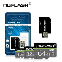 Memory Card 32GB 16GB 8GB Flash Card High Speed 64GB Class 10 Micro sd card For Smartphone Cartao De