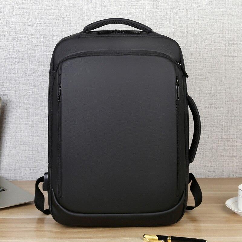 Модный мужской рюкзак 2021, Высококачественная Мужская Ретро сумка для ноутбука, Мужская школьная сумка, дорожная сумка, мужской рюкзак для м...