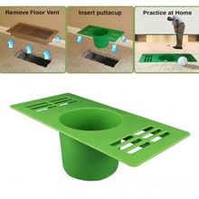 Golf Accessories Fitness Products Home Golf Practice Hole Golf Indoor Exercise Ball Cup Indoor Train