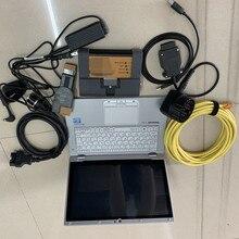BMW ICOM A2 용 V2020.3 엔지니어 소프트웨어 플러스 CF-AX2 파나소닉 노트북 용 사전 설치 준비 완료