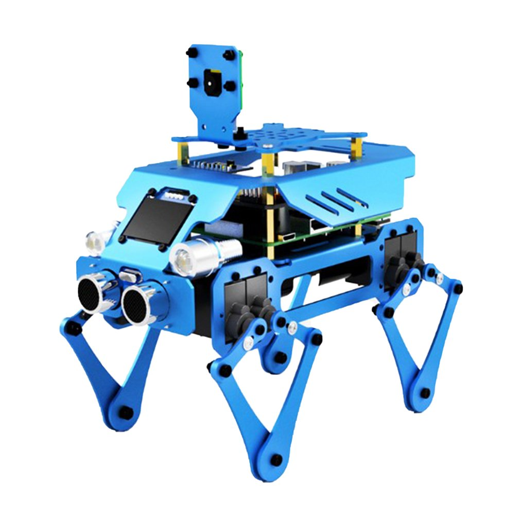 Science Education Programming Coupling Robot Three In One Stable Durable Aluminum Alloy Robot Dog Children Education Kid's Gifts marmen daniel teacher beliefs about science education