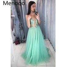 Adorable Vestidos De Fiesta De Longo Tulle A Line Long Prom Dresses Floor Length Custom Made Evening Dresses Women Party Gowns
