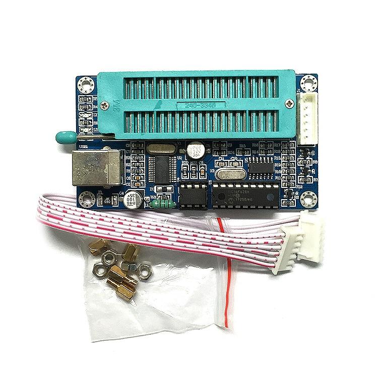 PIC K150 Programmer Microchip PIC MCU Microcore Burner USB Downloader