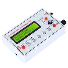 Functie Signaal Generator FG-100 Dds Sinus Frequentie 1Hz-500Khz Teller Signaal Bron Generator Meter