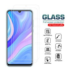 2pcs For Huawei Y8p Tempered Glass Original Premium Ultra-thin Screen Protector Film For Huawei Y8P