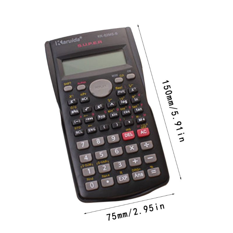 School Engineering Scientific Calculator Students Stationary Calculating Tools Drop shipping