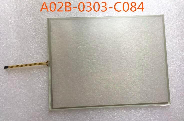 4 cables de resistencia 10,4 pulgadas panel táctil A02B-0303-C084