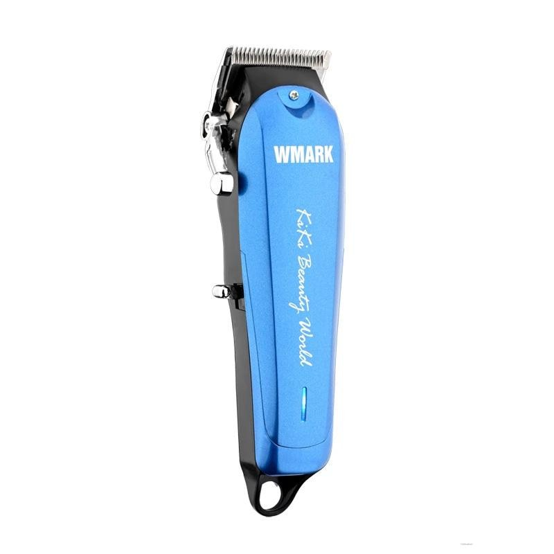 2021 WMARK Professional Electric Hair Clipper With Fade Blade Cordless Hair Clippers Hair Cutting Machine Trimmers Beard For Men enlarge