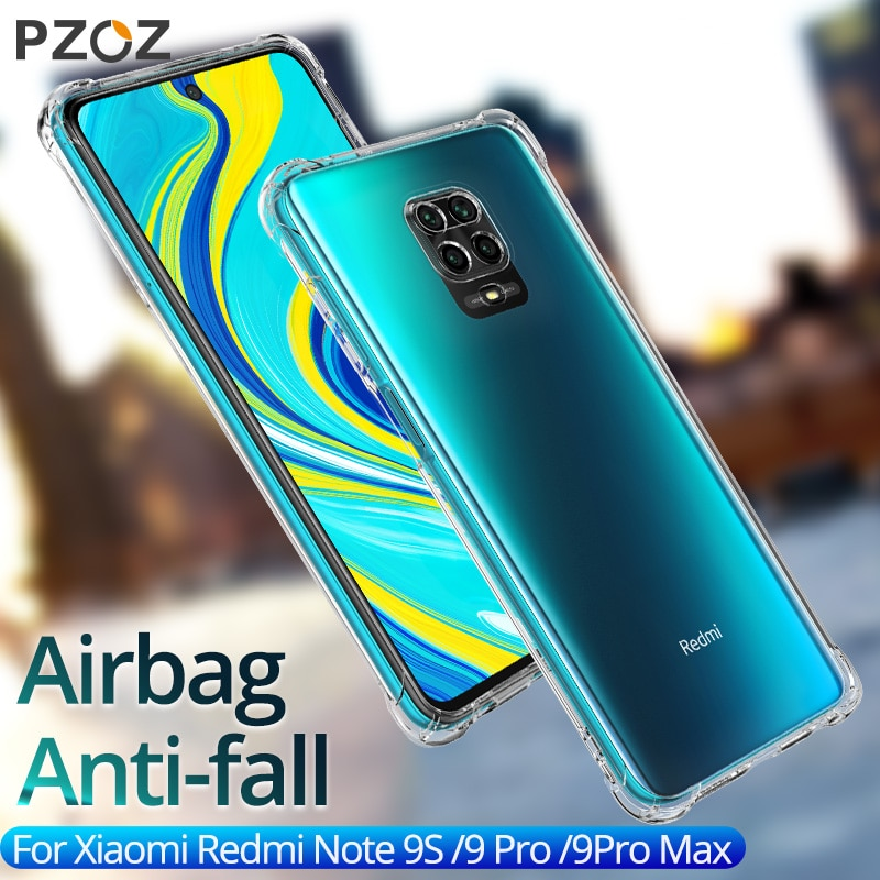 Чехол для телефона PZOZ, для Xiao mi redmi note 9s Pocophone F1 A1 8 SE, чехол для телефона redmi note 9s 7 5S 6 Pro, mi Max 2 3 8SE, защитный чехол для телефона