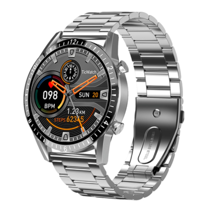 2021 New Smart Watch Men Full Touch Screen Sports Fitness  IP67 Waterproof Bluetooth For Android ios smartwatch Mens