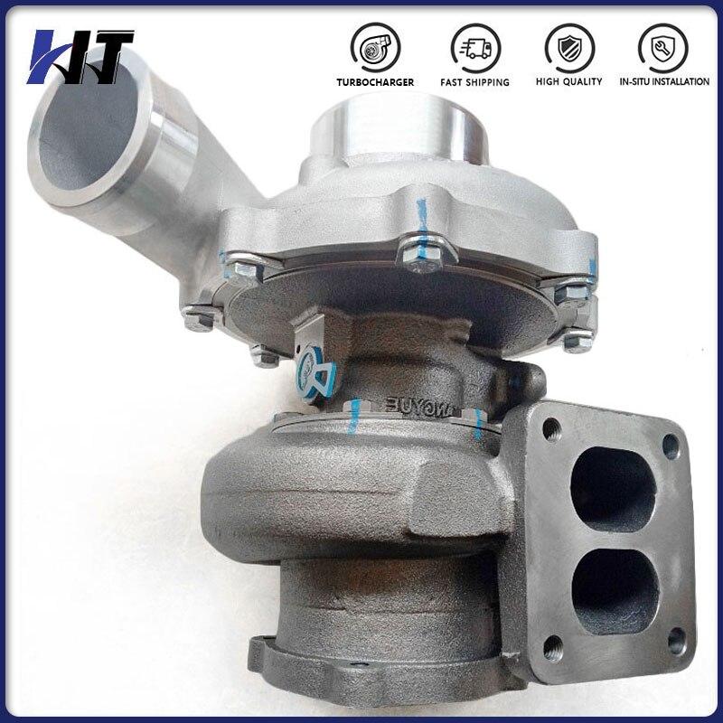 RHG6 turbo 114400-4380 VA570090 cargador de 1144004420 para excavadora HITACHI de movimiento de tierra ZX330-3 EX330-5 ZX350LCK-3-AP 6HK1 6HK1X