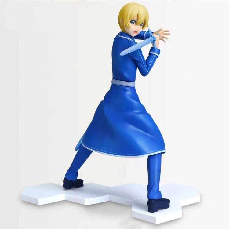 En Stock SEGA espada arte Online figura Eugeo PVC MODELO DE figura de acción Figurals