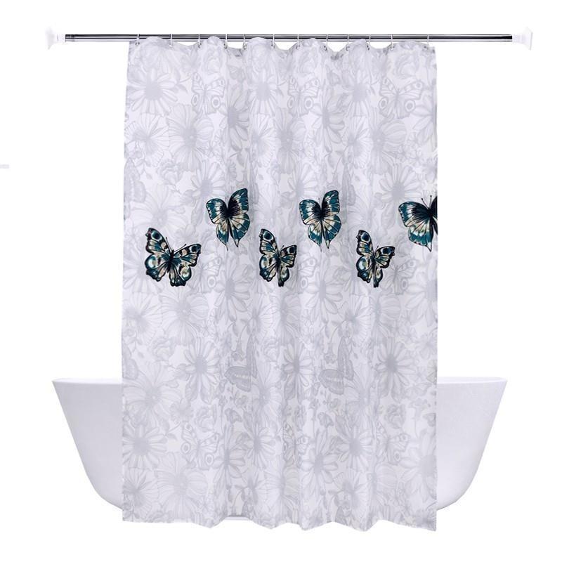 Bathroom Shower Art Nouveau Rideaux Ducha Gordijn Douchegordijn Duschvorhang Cortina Banheiro Rideau De Douche Bath Curtain enlarge