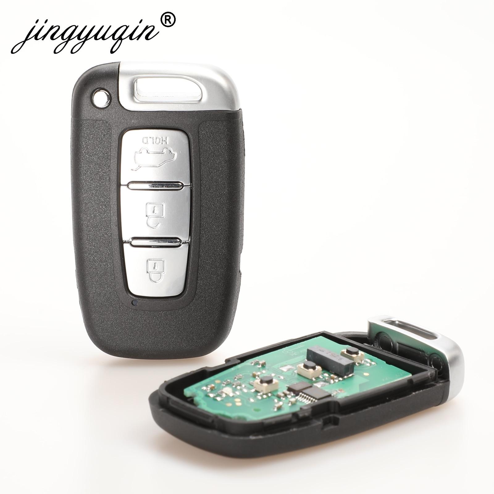 Bilchave Автомобильный Дистанционный умный ключ подходит для KIA 433MHz KIA Soul Sportage Sorento Mohave K2 K5 Rio Optima Forte Cerato с чипом