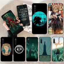 HPCHCJHM Bioshock TPU Weichen Silikon Telefon Fall Abdeckung für Xiaomi Mi9 9SE 8SE Pocophone F1 Mi8 Lite